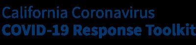 COVID-19 Response Toolkit Logo