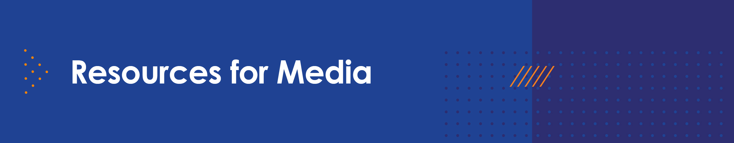 Resources for media