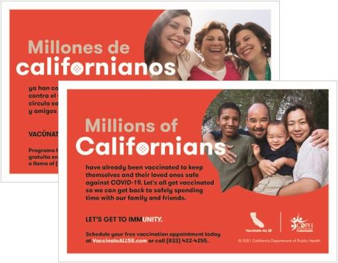 Millions of Californians.