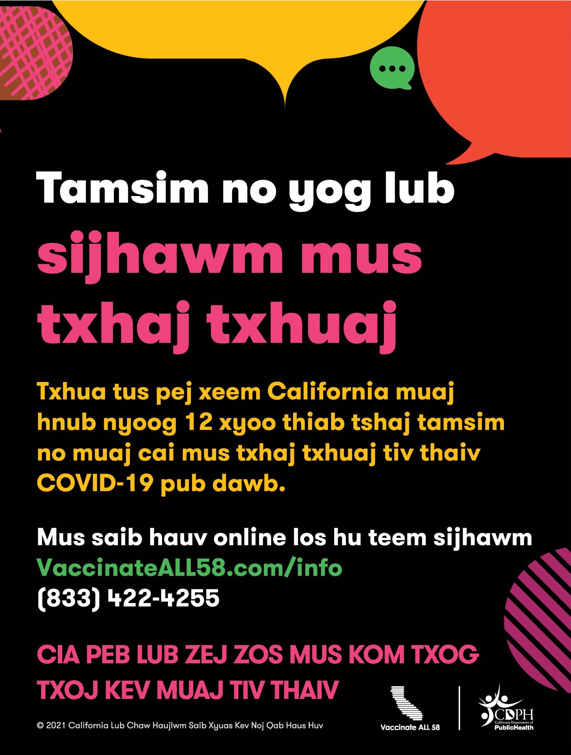 Hmong Poster