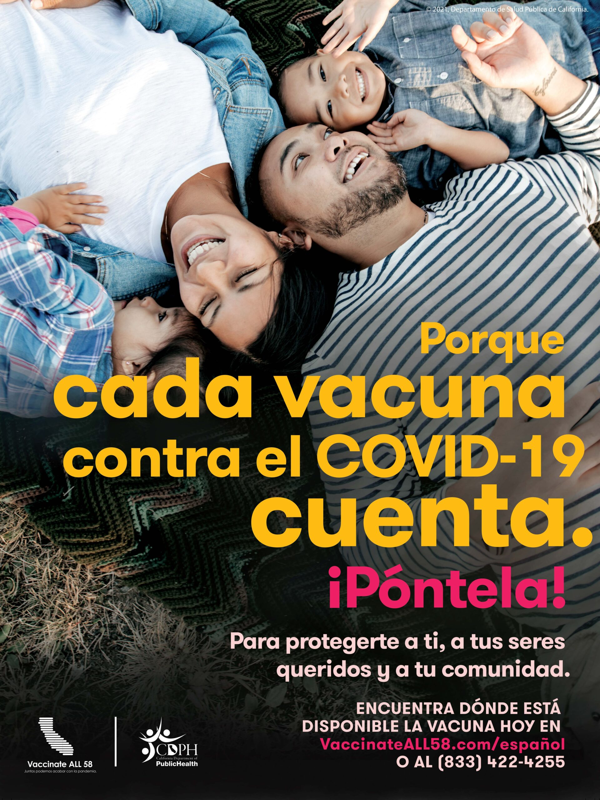 Family Poster SPA